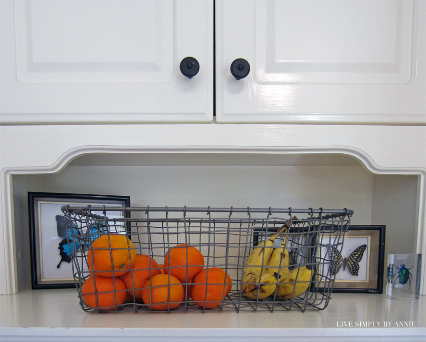 Organized kitchen design // Live Simply by Annie, professional organizing services