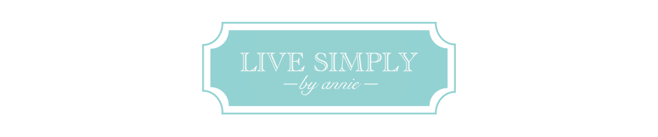 Logo Live Simply By Annie