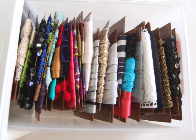 97 ways to store your ribbon live simply by annie solutioingenieria Image collections