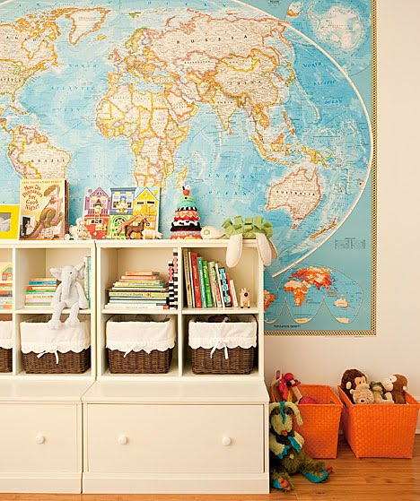 Cubbies the ultimate way to corral children s toys live for Kids room world map