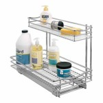 Lynk Professional Roll-Out Under Sink Shelf