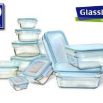 Tempered Glasslock Storage Containers