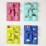 Colorful Iron Wall Organizer
