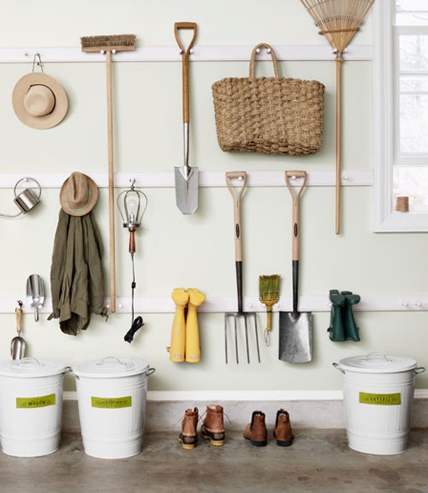 5 Tips For An Organized Garage