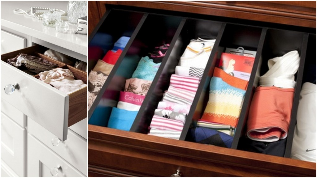 f8400d9c5000de To Organize Your Underwear Drawer | Live Simply by Annie