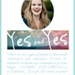Simple Systems: Sarah Von Bargen of Yes and Yes