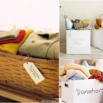 One Basket To Avoid Clutter And Maintain Organization