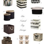 Chic Toy Storage Sources