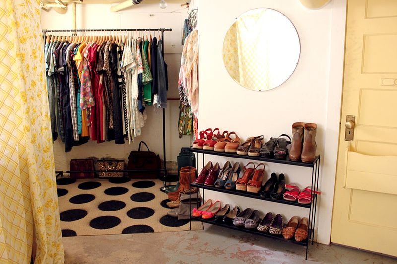 The No Closet Garment Rack 19 Winning Examples Where To Them