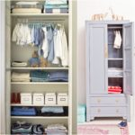 Children's Armoire Closet, An Easy Storage Solution