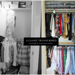 Client Project: Madrona Master Closet Organization