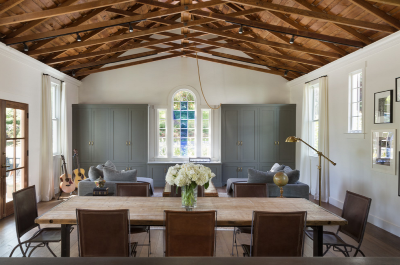 Amazing converted church turned comfortable family home.