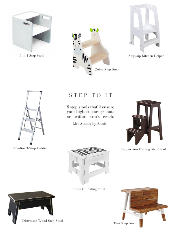8 First Rate Step Stools Live Simply By Annie