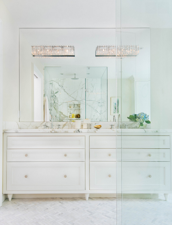 High glamor bath from Meghan Carter Design Inc.