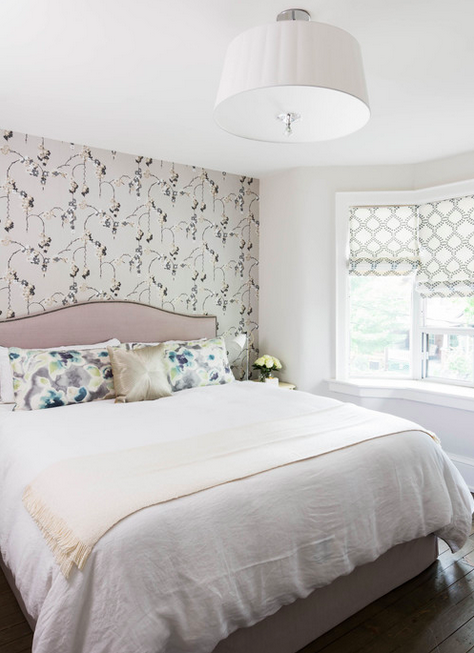 Dream-worthy bedroom by Meghan Carter Design Inc.