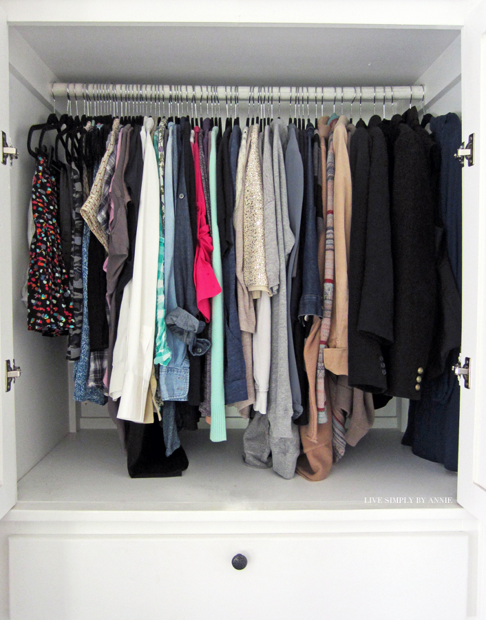 5 Simple Closet Upgrades Live Simply By Annie