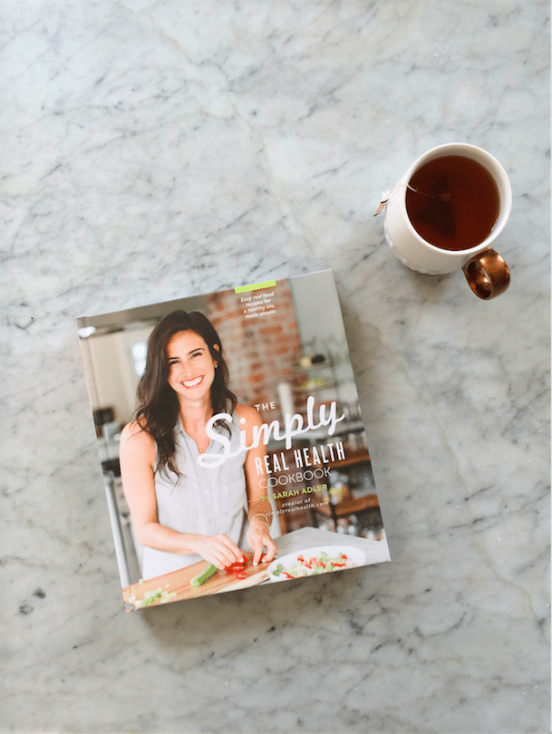Live Simply by Annie's giving away the gorgeous new Simply Real Health cookbook!
