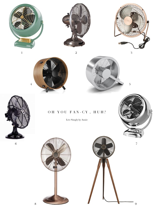 9 Fans To Keep You Looking Amp Feeling Cool This Summer