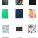 2016 Planners For An Organized New Year