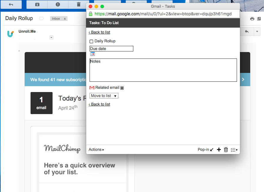 I wish I had found out about this Gmail trick sooner!!