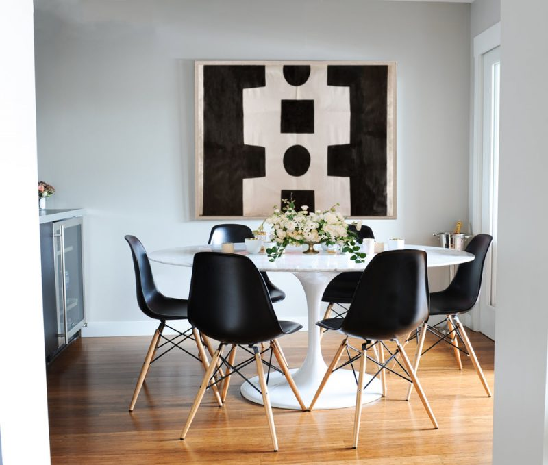 Stylish dining space that's perfect for entertaining.