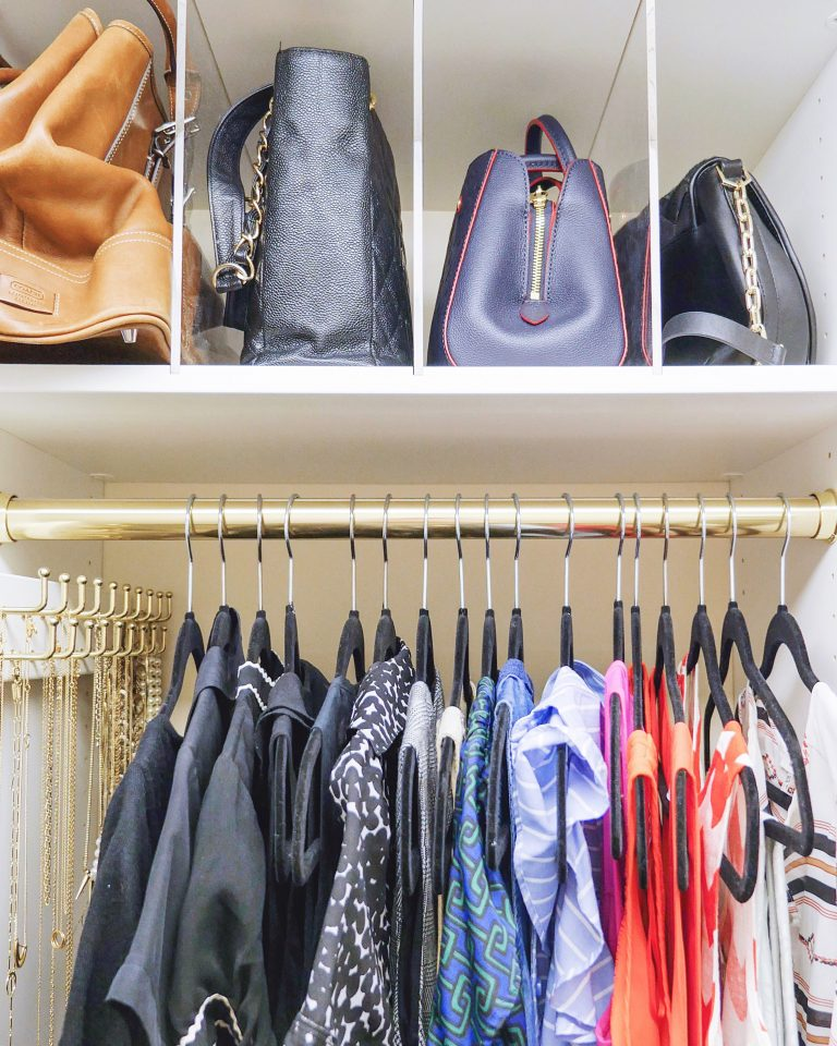 the truth about what living with a closet full of clothes that don't fit has on you.