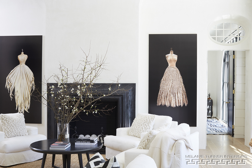 This designer is leading the Atlanta design world with her traditional-turned-dramatic spaces. It's no wonder why.