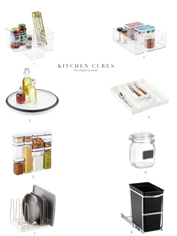 Don't miss nabbing these all-star kitchen organizers while they're on sale!