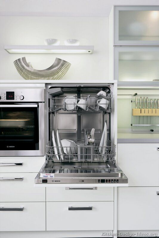 RAISED dishwasher: adding this to my list of ideal house features.