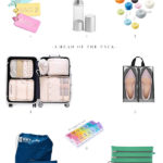 Ahead Of The Pack: 8 Essential Products For Organized Summer Travel